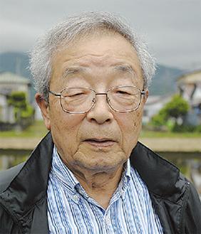 長崎で被爆した大西さん