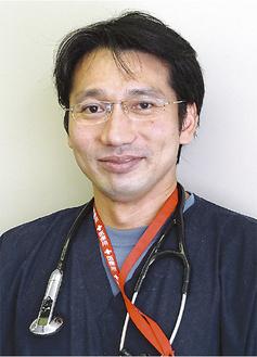 総合診療科 岩渕敬介医長
