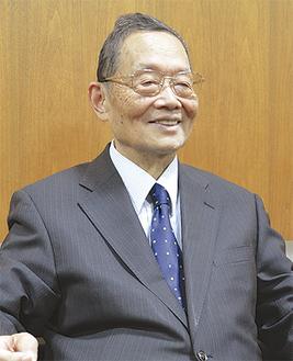 水野浩理事長・学校長