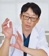 「指先から肘」が専門