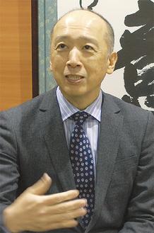 渡邊清治会長