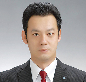 石崎健太郎新理事長