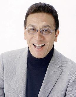 小田原映画祭の発展に貢献した故阿藤快さん(写真は実行委員会提供)