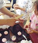 和菓子の手作りに挑戦