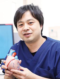 循環器内科・豊田康豪医師