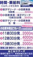 小田原の海でクルーズ体験