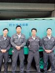 トータルライフサービス 設備技術II課の井上雄介課長(左から2人目)