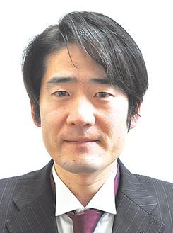 小谷英次郎氏