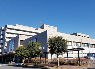 再整備予定の市立病院