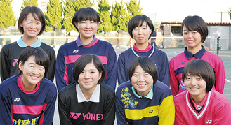 相洋高校のメンバー