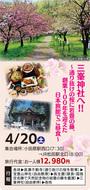 パワースポット三峯神社へ