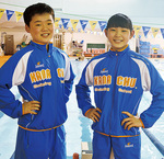 太田君(左)と石塚さん