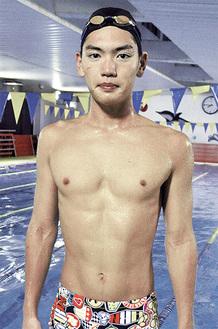 週6日の泳ぎ込みで全国に挑む岩渕さん