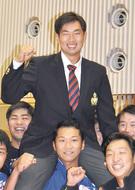 箱根初プロ野球選手へ