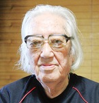 増田昭一さん2015年撮影