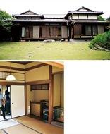 豊島邸 宿泊施設で活用