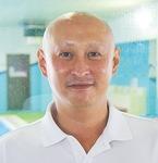 スポーツプラザホウトクの谷根正晃施設長