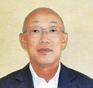 勝俣浩行氏が出馬を表明