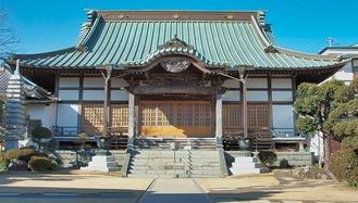 潮音寺の外観(ハウスコム提供)