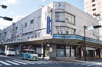 建て替えが計画される栄町共同ビル