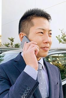 小田原店の遠藤店長