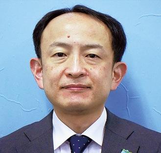 副町長に就任した伊藤和生氏