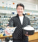 「納豆小鉢が人気です」と曽我社長