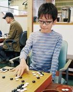 初の囲碁日本一に