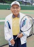 「テニスは生きる証」