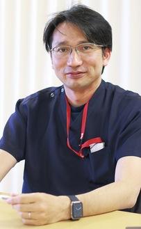 岩渕敬介医長