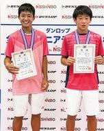 悔しさ少し、全日本準優勝