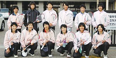「強いテニス」で全国目指す