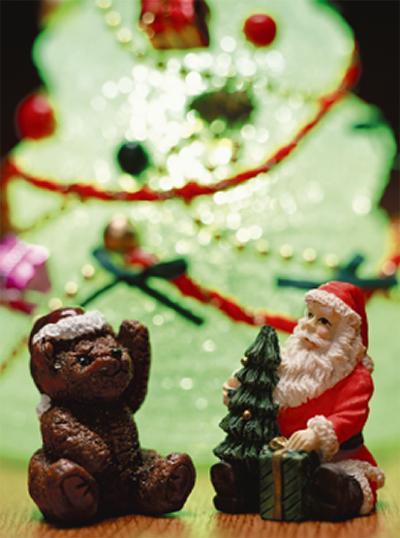 あわてんぼうサンタの1日早いクリスマス