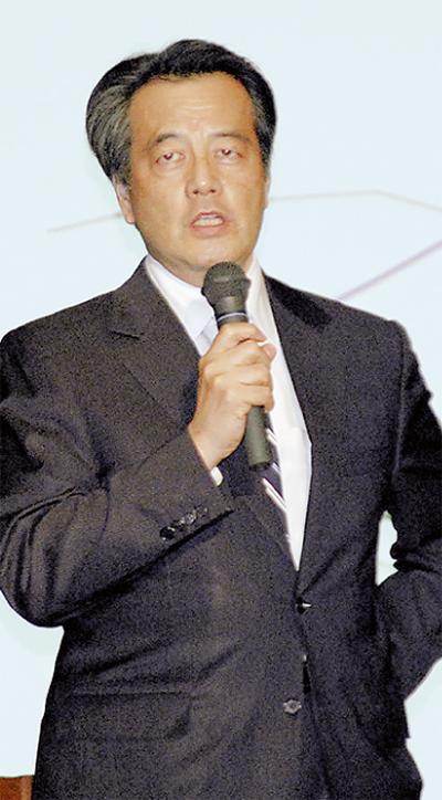 岡田副総理が小田原で対話