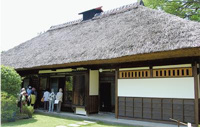 歴史ある建造物を公開