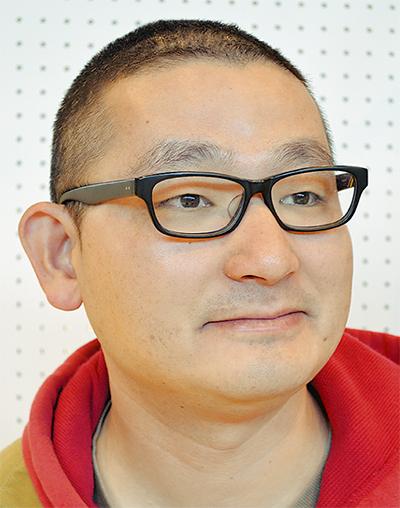 横井山 泰さん