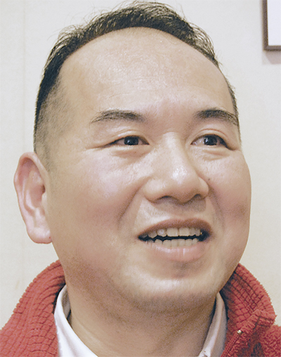 平井 義人さん