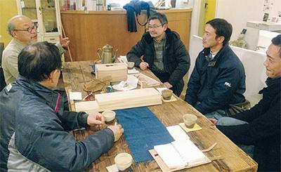 小田原の森を6次産業化