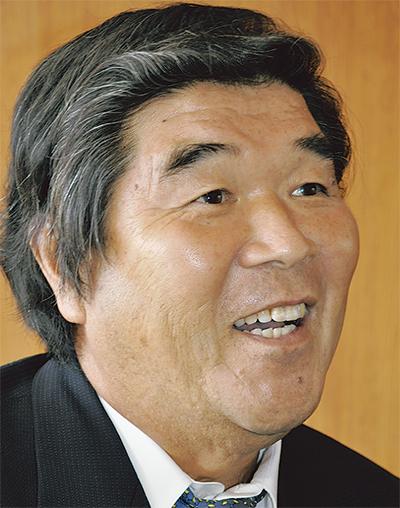 古川 武法さん