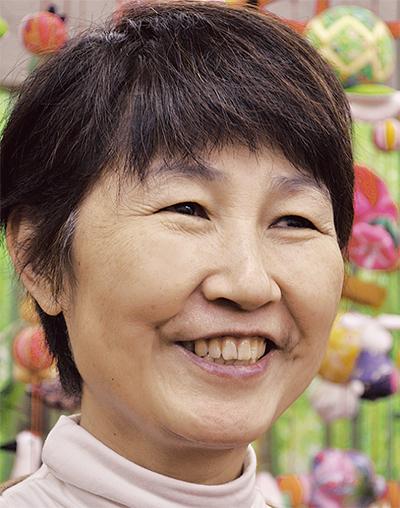 安藤 百合子さん