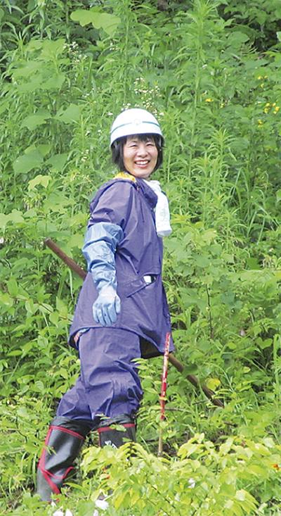 森林づくりで環境保全