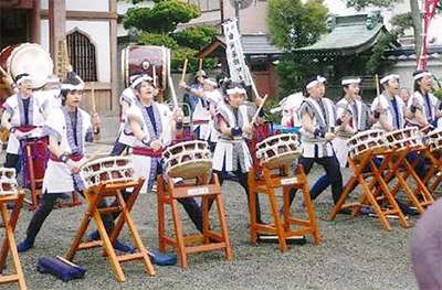 東学寺で寅薬師大祭
