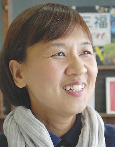 牛山 惠子さん
