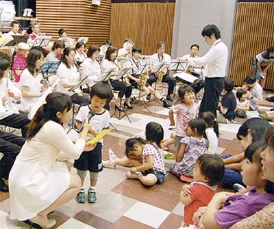 親子で楽しむ音の祭典
