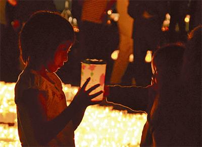 感謝の想いに火を灯す