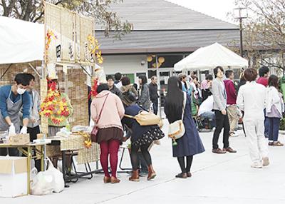 関東学院大で学園祭