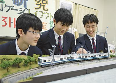 奥深い鉄道の世界に挑む