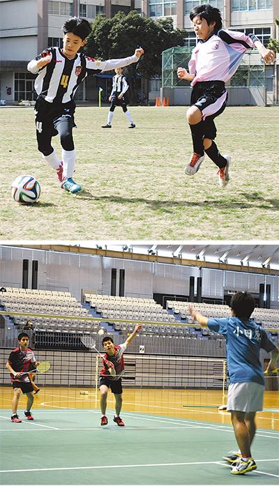 スポーツで日韓交流