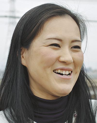 稲村 麻衣子さん