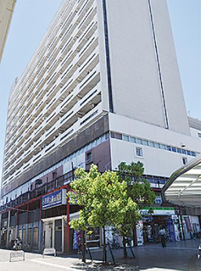 新幹線ビル、建替えへ前進